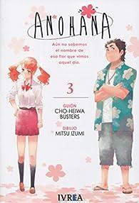 AnoHana 3 par Cho-Heiwa Busters