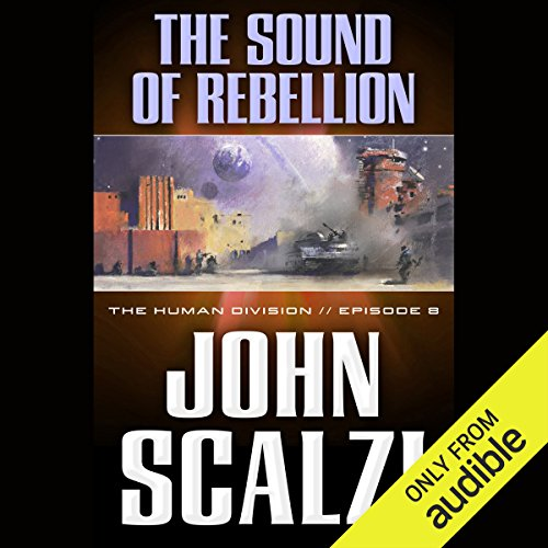 The Sound of Rebellion audiobook cover art