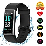 KUNGIX Orologio Fitness Tracker, Smartwatch Activity Tracker Uomo Donna...