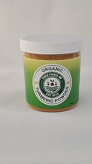 Pure Foods 4U Organic Wild Turmeric Root Powder  100% Raw Superfood from Ethiopia   Non-GMO   Gluten-Free   Kosher   Non-I...