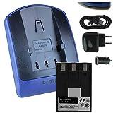 Baterìa + Cargador (USB/Coche/Corriente) para Canon NB-3L / IXUS i, i5, II, IIs, 700, 750 / Powershot SD10 SD20, SD550. - Ver Lista