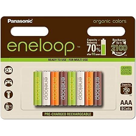 Panasonic Eneloop Organic Ready To Use Ni Mh Battery Elektronik