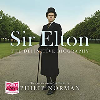 Sir Elton cover art