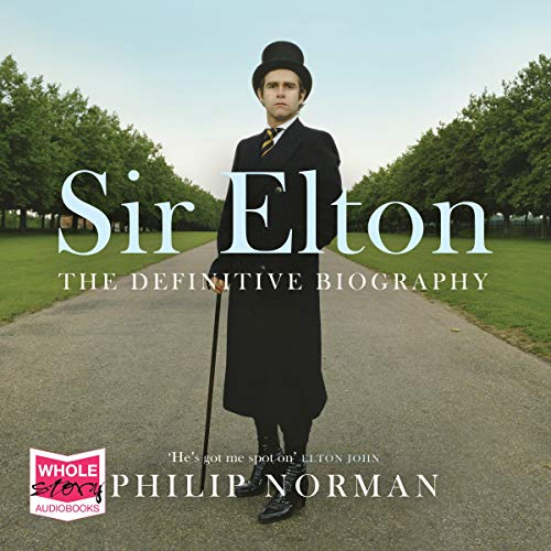 Sir Elton                   By:                                                                                                                                 Philip Norman                               Narrated by:                                                                                                                                 Peter Noble                      Length: 26 hrs     1 rating     Overall 5.0