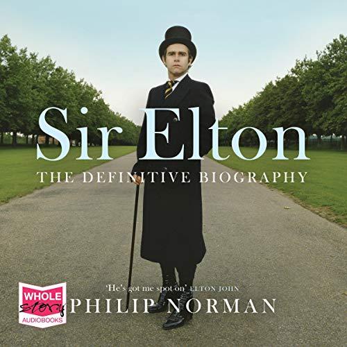 Sir Elton cover art