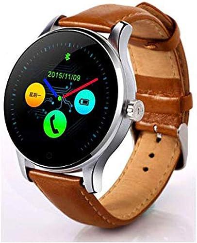 LONGLONGJINGXIAO Fitness Tracker - Cardiofréquencemètre Smart Watch Activity Tracker Imperméable (Couleur   B)