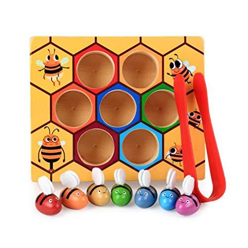 Bellaluee Hive Brettspiele Montessori Entertainment Frühkindliche Bildung Frühkindliche Bildung Bausteine