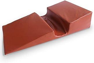 Coussin de Lecture Oreiller Triangulaire au Lit Oreiller en Toile de Coton Dessin Anim/é Coussin Cadeau Triangle Coussin Oreiller FBGood Oreiller Triangulaire de Support pour Lire au Lit