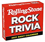 2021 Rolling Stone Rock Trivia Boxed Daily Calendar