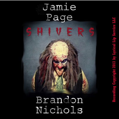 Shivers audiobook cover art