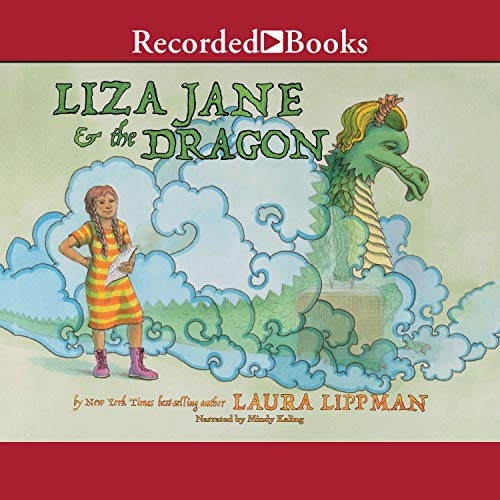 Liza Jane & the Dragon cover art