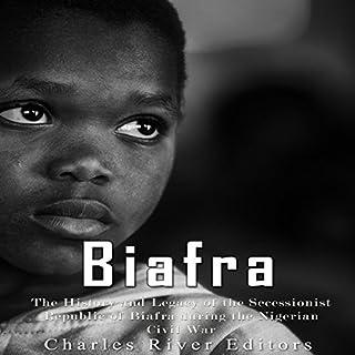 Biafra audiobook cover art