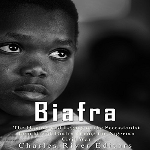 Biafra audiobook cover art