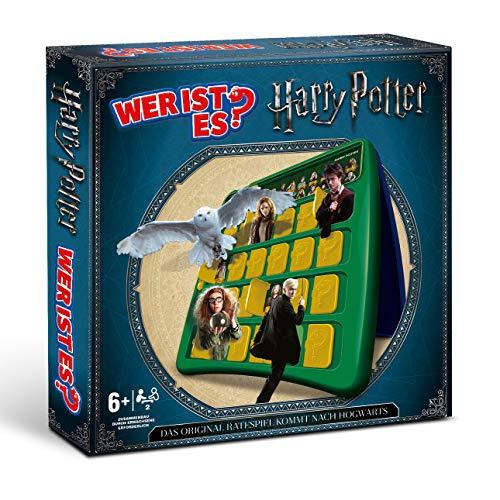 Winning Moves Wer ist es? Harry Potter - das Gesellschaftsspiel für Kinder ab 6 Jahren