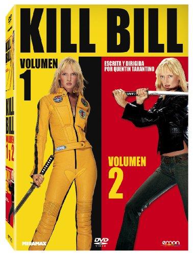 Pack Kill Bill [DVD]
