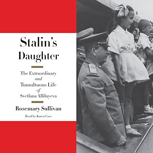 Stalin's Daughter cover art