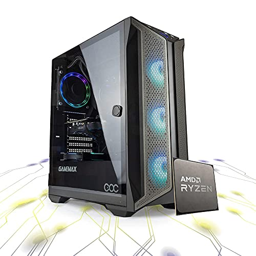 Pc gaming Ryzen 5 3500X 6 core 4.10ghz/Rtx...