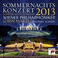 SUMMER NIGHT CONCERT 2013 by Lorin Maazel / Vienna Philharmonic Orchestra (2013-06-26)