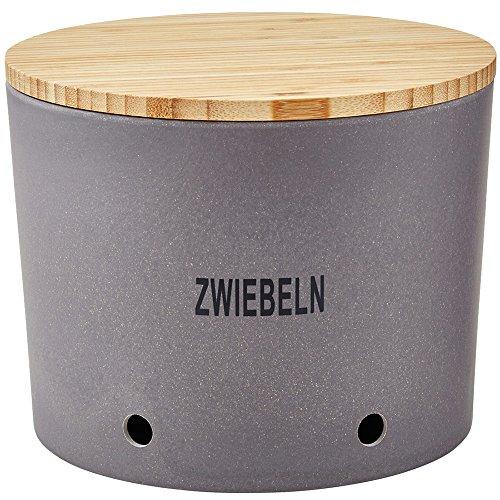 Magu Zwiebeltopf Natur-Design Schiefer