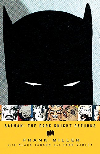 Batman Dark Knight Returns TP by Frank Miller (Artist, Author) › Visit Amazon's Frank Miller Page search results for this author Frank Miller (Artist, Author), Klaus Janson (Artist) (Special Edition, 27 Jan 2006) Paperback