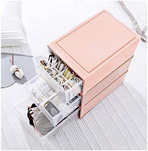 Tofern 18 Fente Honeycomb Tiroir Organisateur Diviseur De Stockage Pour Chaussettes Sous-V/êtements Arts /& Crafts Bureau Blanc