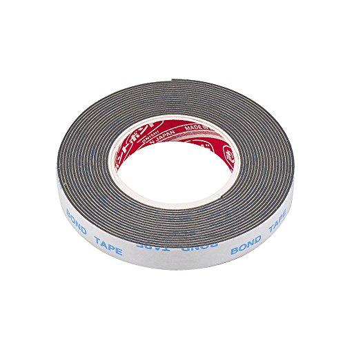エーモン 強力両面テープ (リップスポイラー・バイザーなどに) 車外用 グレー 幅10mm×長さ3m×厚さ0.85mm 3918