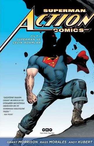 SUPERMAN ACTION COMICS CİLT 1 SUPERMAN VE ÇEL.