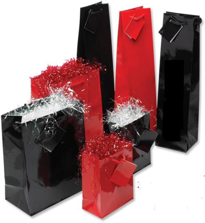 Smartbox Geschenktasche 805007003 180x100x227mm schwarz Papier Baumwolle Baumwolle Baumwolle Inh.10 B001QKVN8Q | Qualitätsprodukte  6fecff