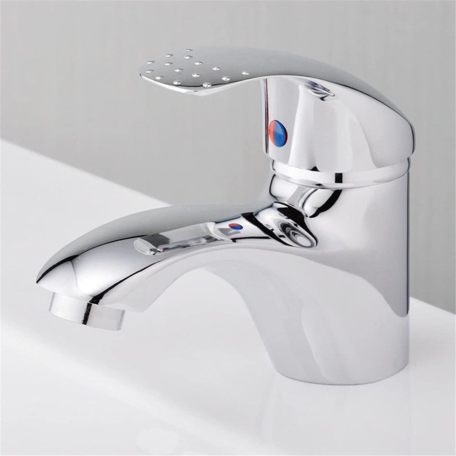 Gyps Faucet Basin Mixer Tap Waterfall Faucet Antique Bathroom Mixer Bar Mixer Shower Set Tap antique bathroom faucet The stylish aluminum alloy handle washing dishes in a single-TAP-TAP the copper off