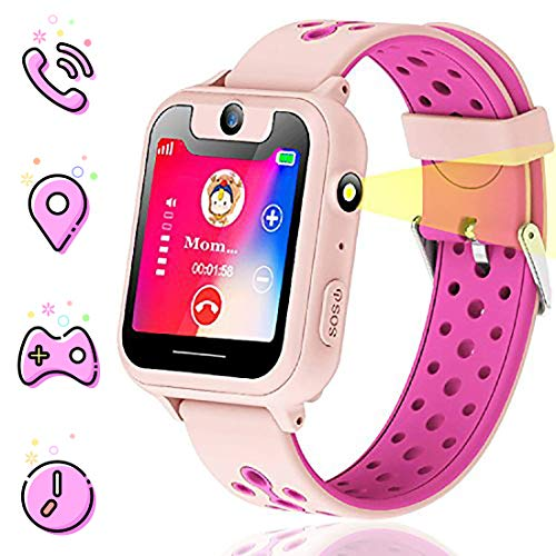 Product Image of the Themoemoe Kids GPS Smartwatch
