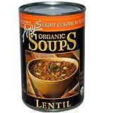 Amy's Organic Lentil Soup - Light in Sodium -- 14.5 fl oz