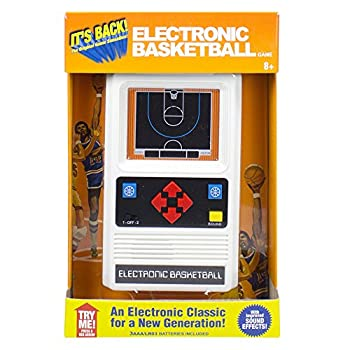 Electronic Retro Sports Game Assortment  Basketball Electronic Games