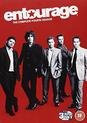 Entourage - Series 4 - Complete