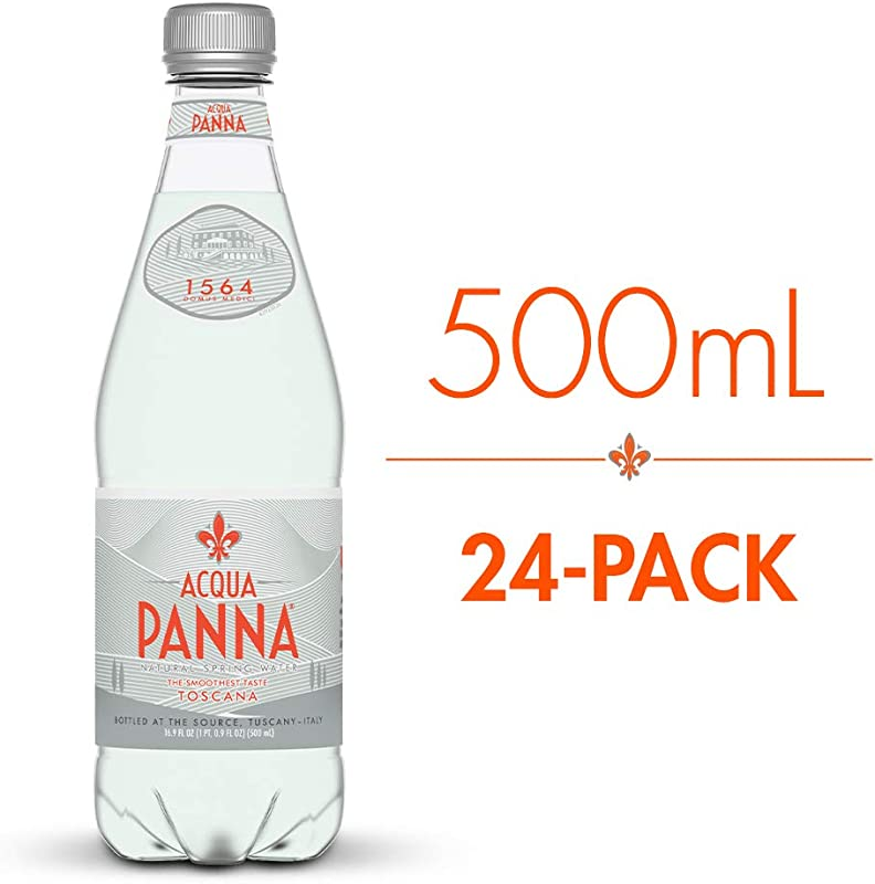 Acqua Panna Natural Spring Water 16 9 Ounce Pack Of 24