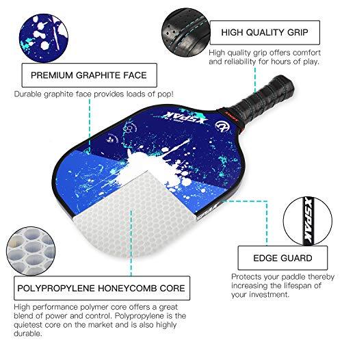 quality grip pickleball paddle