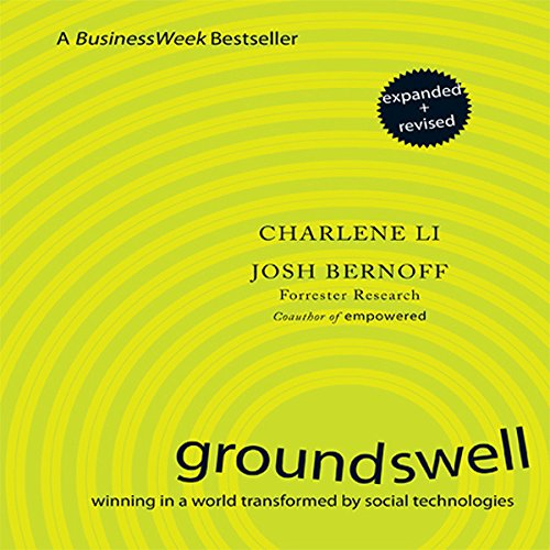 Groundswell - Expanded and Revised Edition audiobook cover art