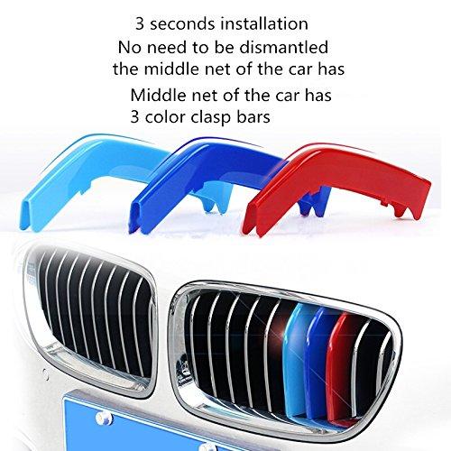 fit für die neue 5er bmw, x5x6x3x4, veränderte mitte netto 3-farben-aufkleber am strip 525li interieur 18 neuen 5er ksl8110 bmw - reihe.(11- 13 jahr, neue 5-serie ksl8118)