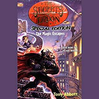 The Secrets of Droon audiobook cover art