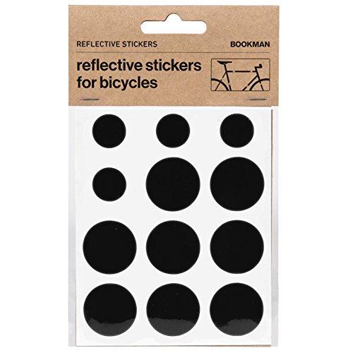 BOOKMAN(ブックマン) STICKY REFLECTORS スティッキー リフレクター ブラック BM317