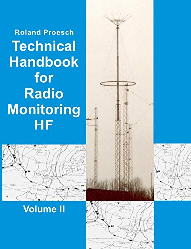 Technical Handbook for Radio Monitoring HF Volume II: Edition 2019