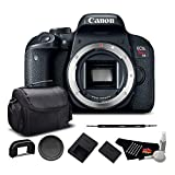 Canon EOS Rebel T7i Digital SLR Camera (Body Only) (Kit Box) 1894C001 - Starter Bundle