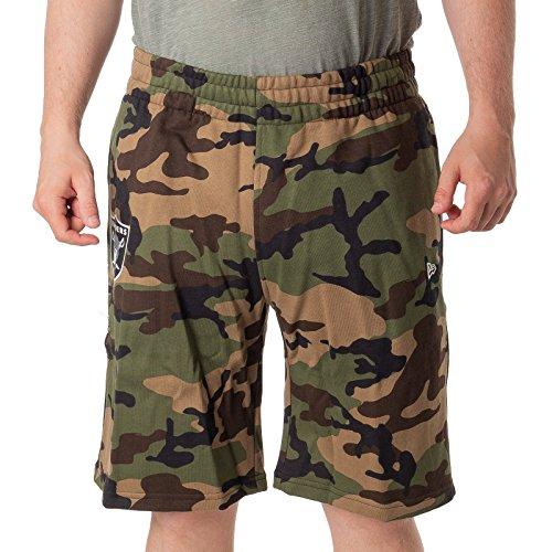 New Era Short Raiders Größe: XL Farbe: Camouflage