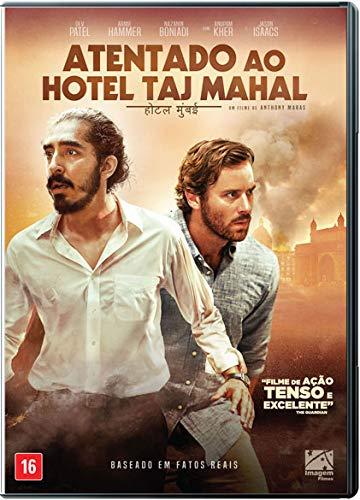 Atentado ao Hotel Taj Mahal [DVD]