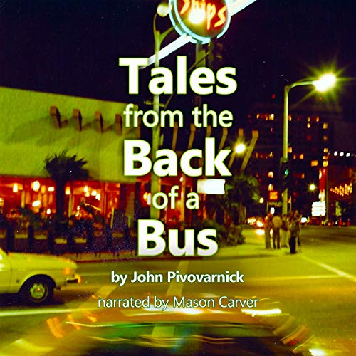 Tales from the Back of a Bus audiobook cover art