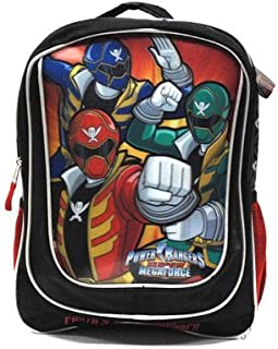 """Power Ranger 16"""" 3D Backpack"""