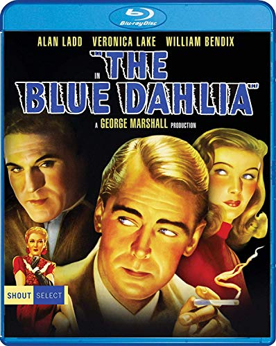 The Blue Dahlia [Blu-ray]