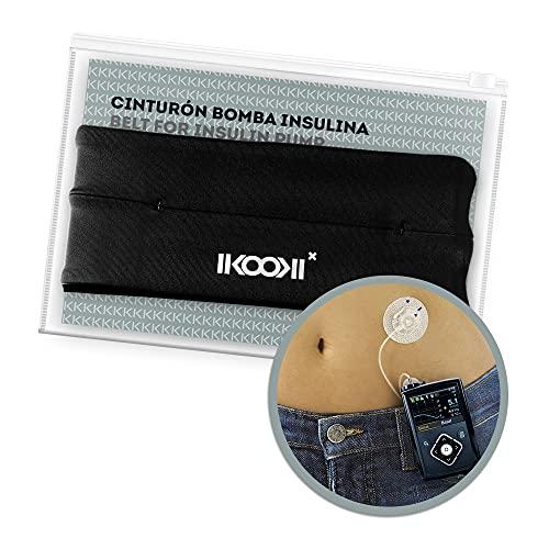 Cinturon Bomba de Insulina Niños Adolescentes Adultos - Protege tu Medtronic 640...
