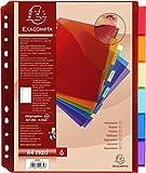 Exacompta 4834E Divisori e Segnaletica, 30x23.5 cm, Multicolore...