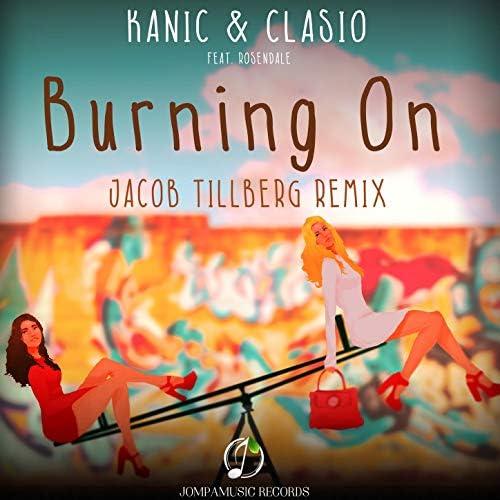 Clasio, Jacob Tillberg & Kanic feat. Rosendale
