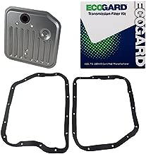 ECOGARD XT1262 Premium Professional Automatic Transmission Filter Kit Fits Dodge Ram 2500 5.9L 1998-2009, Ram 1500 5.9L 1998-2003, Ram 1500 5.2L 1998-2001, Ram 3500 5.9L 1998-2007